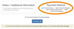 fpx mycybersale payment method guide